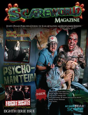 Scareworld Issue 8 | Eighth Eerie Issue