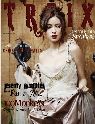 "CHRISTIAN SERRATOS ""Neverland"""