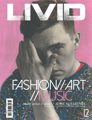 FASHION // ART // MUSIC ISSUE 12