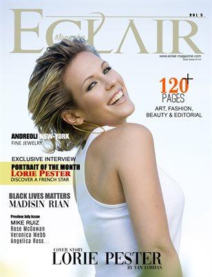 Eclair Magazine VOL5 N°14