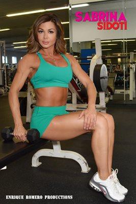 SABRINA SIDOTI 01 - NPC Competitor & Fitness Model