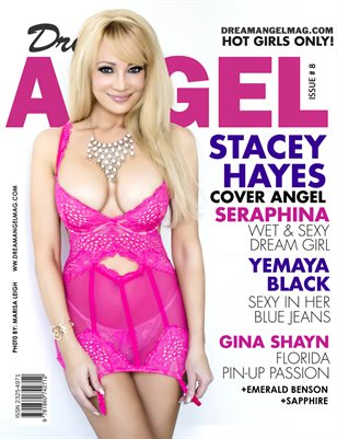 Dream Angel Magazine Issue 8 Stacey Hayes -UK Edition