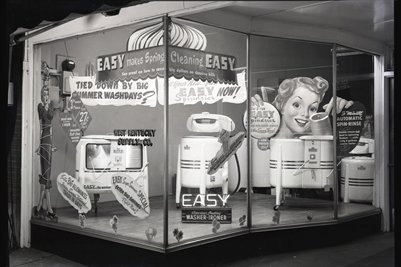 "1952 Model ""Easy Spindrier"""