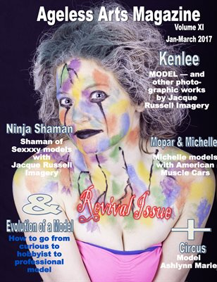 Ageless Arts Magazine Volume XI