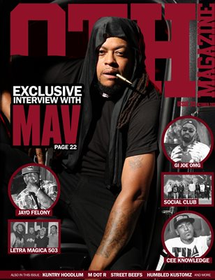 OTH Magazine Issue 23