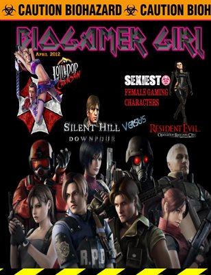 BioGamer Girl #13