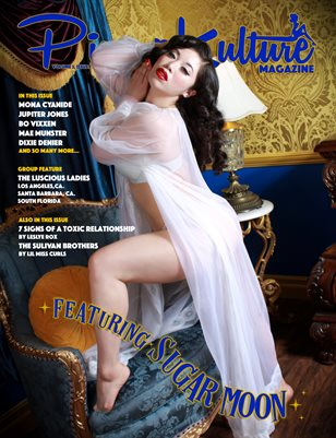 Pinup Kulture Magazine Volume 3, Issue 5