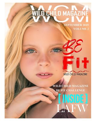 Wild Child Magazine September 2019 Volume 2