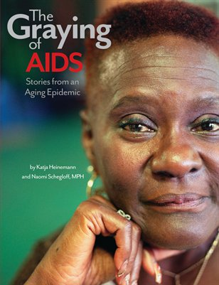 Graying of AIDS (Pilot Magazine)