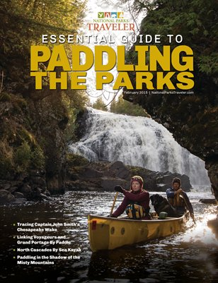 Essential Guide To Paddling The Parks, 2015