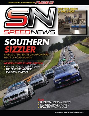 Nasa Speed News October 2014