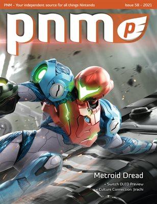 Pure Nintendo Magazine (PNM) Issue 58