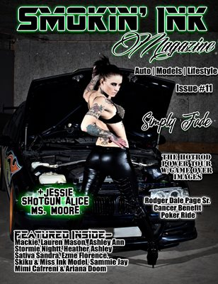 Smokin' Ink Magazine Issue #11 - Simply Fade