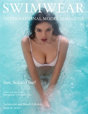 Swimwear International Model Magazine Edition 6
