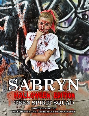 Creepy Girl / Evil Nun (Sabryn) - Halloween Edition | Teen Spirit Squad