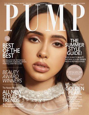 PUMP Magazine | Editor's Choice Elevated Fashion & Beauty | July 2020 | Vol.5