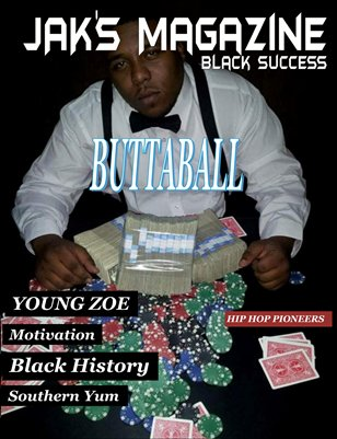 JAK's MAGAZINE: BLACK SUCCESS