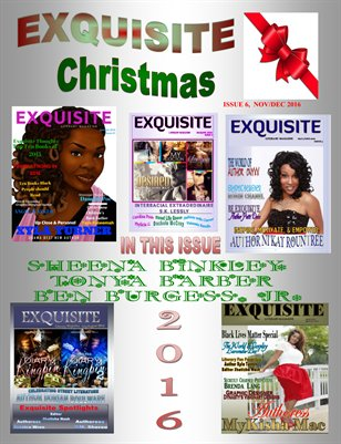 Christmas Issue ELM #6