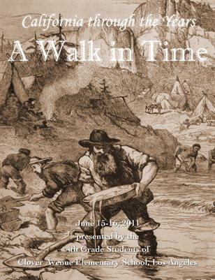 California: A Walk in Time