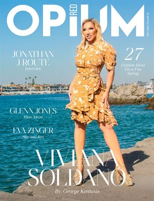 Opium Red Magazine #05 May 2020 Vol 01