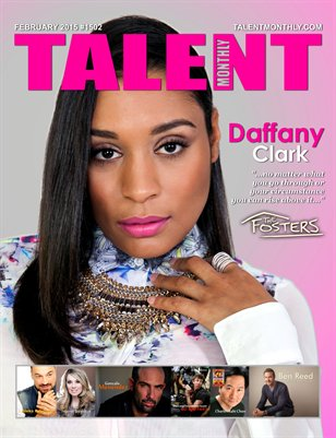 Talent Monthly Magazine February 2015 #1502