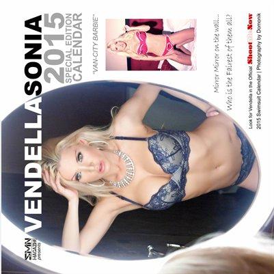 SMN SPECIAL EDITION | VENDELLA 2015 CALENDAR