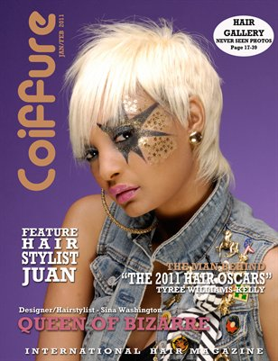 Coiffure Magazine ( Jan.Feb 2011)