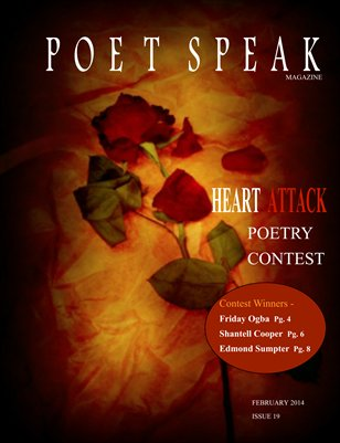 Poet Speak Magazine Issue 19