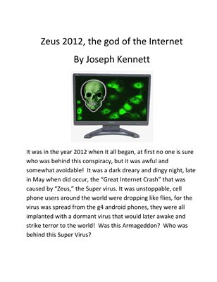 Zeus, the god of the Internet