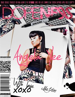 Dopeness Magazine Issue #8