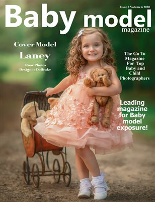 Baby Model Magazine issue 8 Volume 6 2020