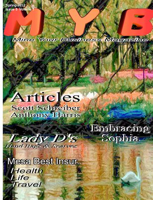 MYB Magazine Spring 2012 Issue