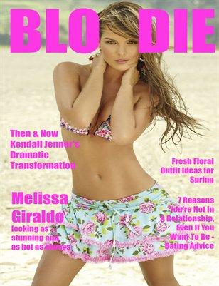 Blondie Magazine - April 2016