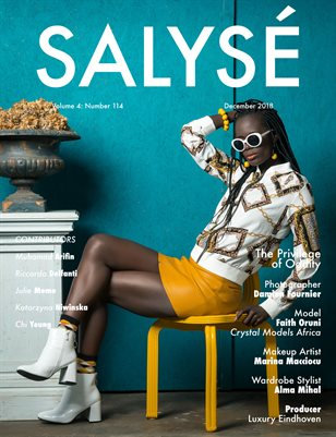 SALYSÉ Magazine | Vol 4 : No 114 | December 2018