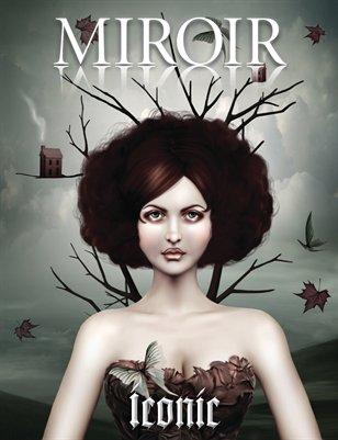 MIROIR MAGAZINE • Iconic • Aunia Kahn