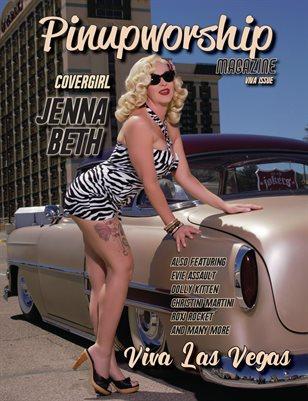 Viva Issue Jenna Cover