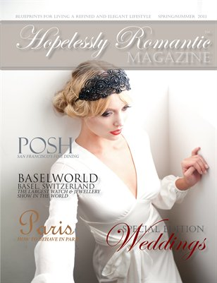 Hopelessly Romantic Magazine Spring/Summer 2013