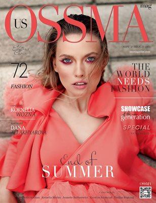 OSSMA Magazine US ISSUE23, vol1