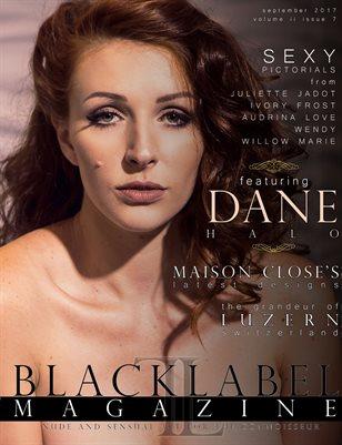 Black Label Magazine Issue #7