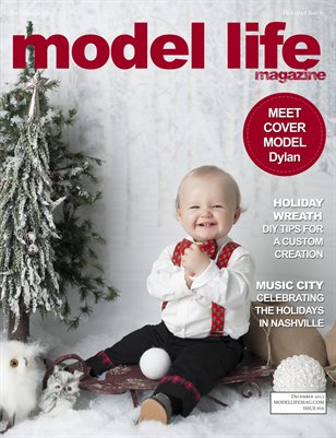 Model Life Magazine - Holiday 2013