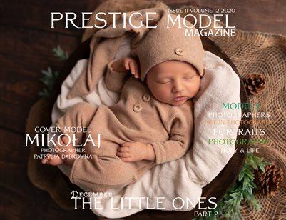 PRESTIGE MODELS MAGAZINE_ The Little ones 11/12
