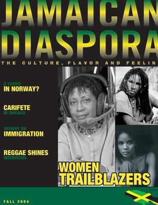 Jamaican Diaspora: Women Trailblazers