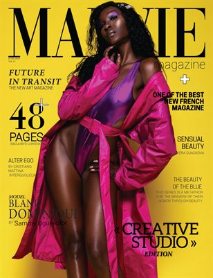 MALVIE Mag | Creative Studio Edition | Vol. 13 JUNE 2020