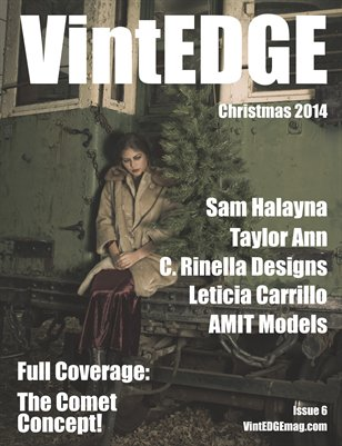 VintEDGE Issue 6 - Christmas 2014