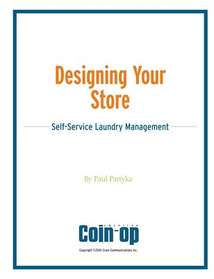 Designing Your Store: Self-Service Laundry Management