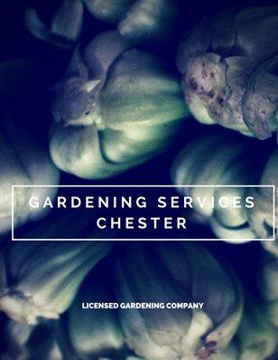 Gardening Services Chester