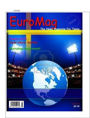 EuroMag created Jose, Clara, and Adrian