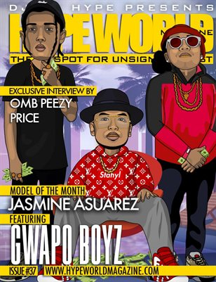 HYPE WORLD MAGAZINE ISSUE #37