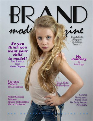 Brand Model Magazine - Issue # 1