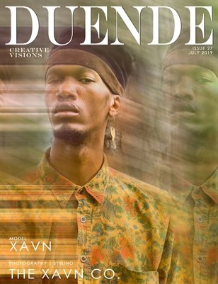 Duende Magazine_ Issue 27_Creative Visions